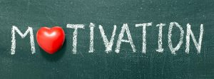 Motivation word art